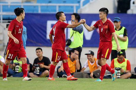 18h30 ngay 20/11, DT Viet Nam vs DT Myanmar: Su khoi dau hoan hao? - Anh 1