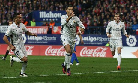 5 diem nhan sau tran derby Madrid: 'Quai vat' Ronaldo tro lai - Anh 3