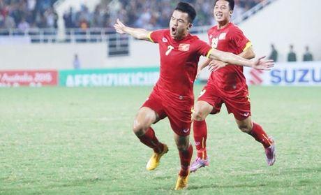 5 cai ten nam van menh cua tuyen Viet Nam tai AFF Cup - Anh 3