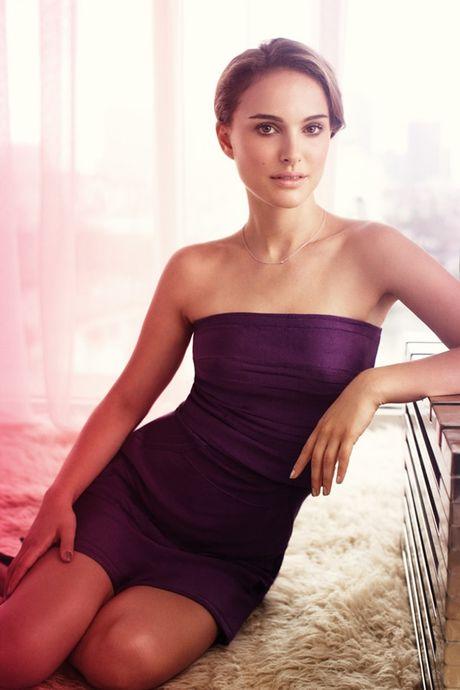 'Thien nga den' Natalie Portman xinh dep sac sao - Anh 7