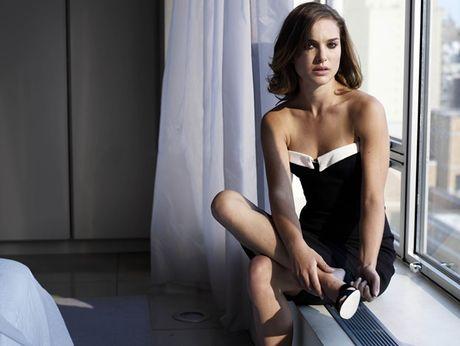 'Thien nga den' Natalie Portman xinh dep sac sao - Anh 8