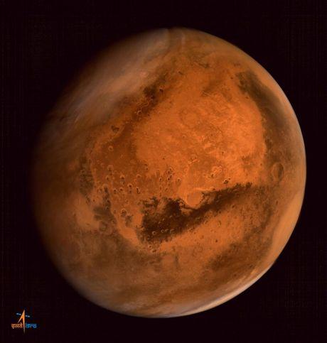 Bo anh thien van tuyet dep chup tu tau India Mars Orbiter Mission - Anh 1