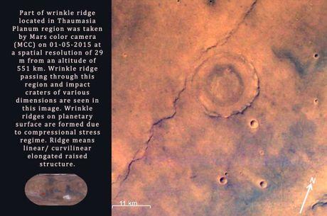 Bo anh thien van tuyet dep chup tu tau India Mars Orbiter Mission - Anh 4