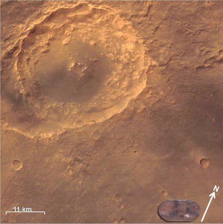 Bo anh thien van tuyet dep chup tu tau India Mars Orbiter Mission - Anh 5