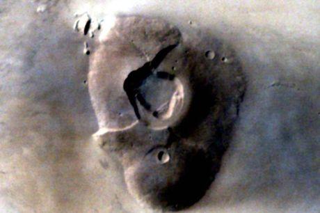 Bo anh thien van tuyet dep chup tu tau India Mars Orbiter Mission - Anh 6