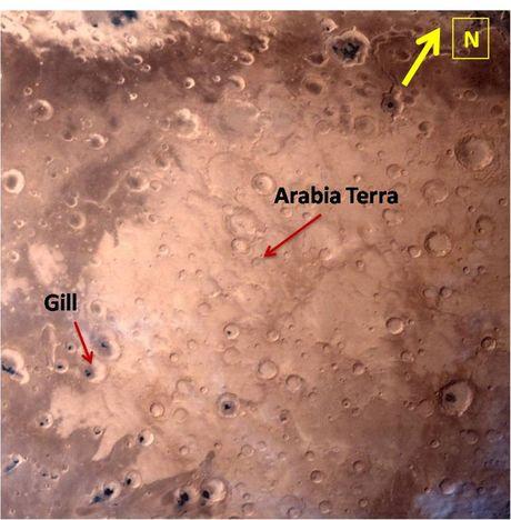 Bo anh thien van tuyet dep chup tu tau India Mars Orbiter Mission - Anh 7