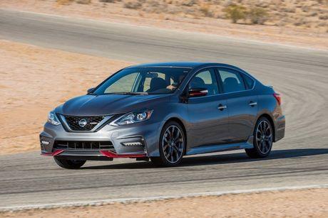 Nissan Sentra Nismo gia re co gi de 'dau' Honda Civic Si? - Anh 6