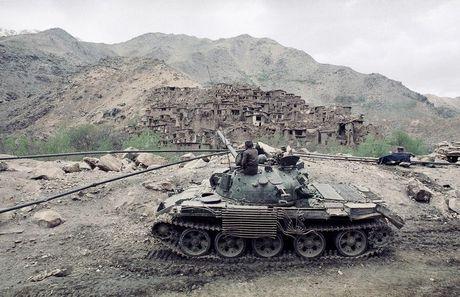 Anh quy mot thoi khoc liet Hong quan Lien Xo o Afghanistan - Anh 14