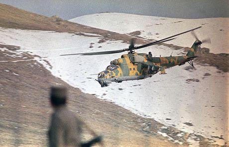 Anh quy mot thoi khoc liet Hong quan Lien Xo o Afghanistan - Anh 1