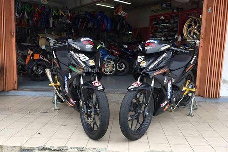 Bo doi Honda Winner 150 ban dua Racing 'sieu chat' - Anh 1