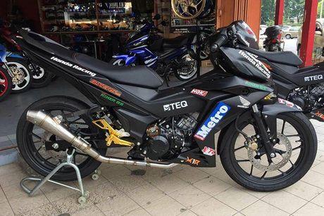 Bo doi Honda Winner 150 ban dua Racing 'sieu chat' - Anh 3