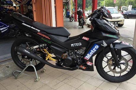 Bo doi Honda Winner 150 ban dua Racing 'sieu chat' - Anh 5