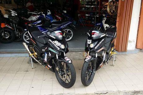 Bo doi Honda Winner 150 ban dua Racing 'sieu chat' - Anh 6