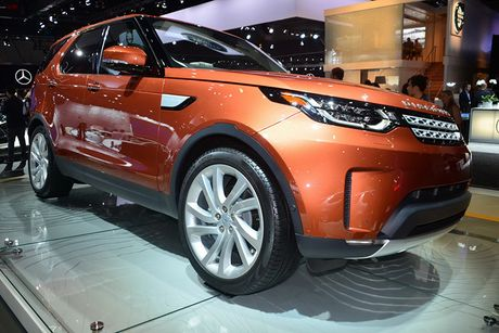 Land Rover Discovery 2017 'chot gia' 1,1 ty dong tai My - Anh 2