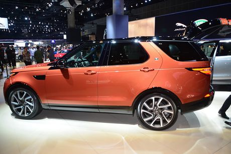 Land Rover Discovery 2017 'chot gia' 1,1 ty dong tai My - Anh 3