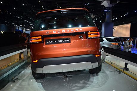 Land Rover Discovery 2017 'chot gia' 1,1 ty dong tai My - Anh 4