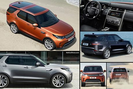 Land Rover Discovery 2017 'chot gia' 1,1 ty dong tai My - Anh 8