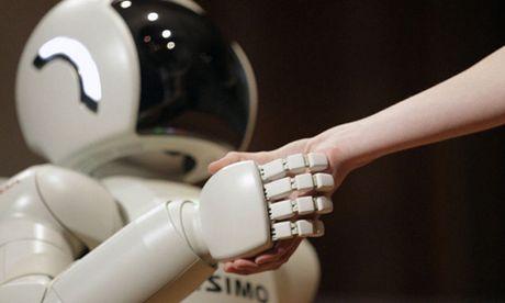 Robot giup tre hoc tap 'noi dien' nhao vao tan cong nguoi - Anh 1
