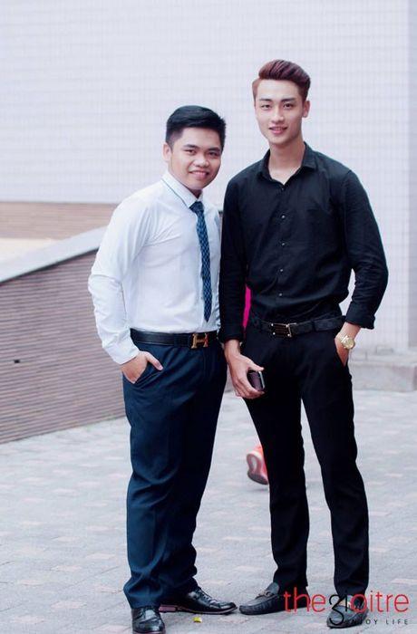 Chang Nam vuong da tai noi tieng DH Kinh te Quoc dan - Anh 2