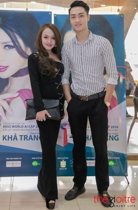 Chang Nam vuong da tai noi tieng DH Kinh te Quoc dan - Anh 4