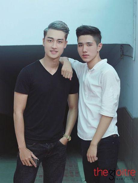 Chang Nam vuong da tai noi tieng DH Kinh te Quoc dan - Anh 7