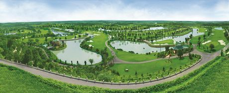 Bao Thanh Nien to chuc giai golf lan thu nhat - Anh 1