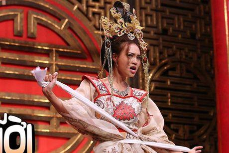 "On gioi! Cau day roi!: Ung bien xuat sac, Ninh Duong Lan Ngoc ""tren co"" Tran Thanh - Anh 1"