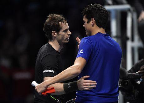 Djokovic tai chien Murray o chung ket ATP Finals - Anh 6