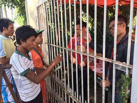 Xem phe ve Myanmar kiem an truoc tran gap Viet Nam - Anh 4