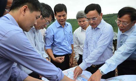 'Chot' thoi diem khoi cong, phat dien Nhiet dien Quang Trach I - Anh 1