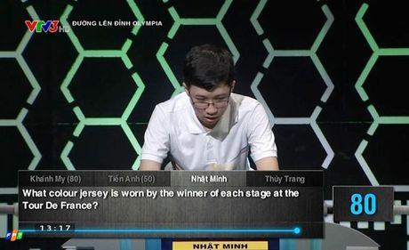 Phan Dang Nhat Minh rinh cau truyen hinh Olympia ve voi Quang Tri - Anh 2
