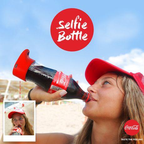 Chup anh 'tu suong' bang chai Coca-Cola - Anh 1