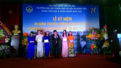 Ky niem 60 nam truyen thong khoa Ngu van, truong DH Tong hop Ha Noi - Anh 4