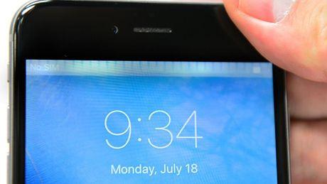 Apple nhan loi 'benh cam ung' iPhone 6 Plus, tinh phi sua chua - Anh 1