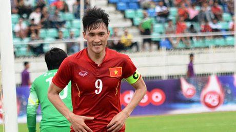 AFF Suzuki Cup 2016: Tuyen Viet Nam co 3 diem dau tien - Anh 1