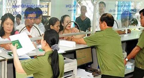 Bo Cong an de xuat don gian hoa 120 thu tuc hanh chinh - Anh 1
