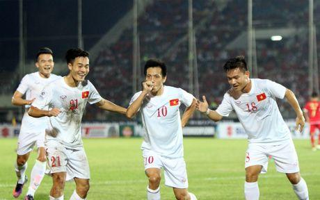 Viet Nam danh bai Myanmar tran mo man AFF Cup 2016 - Anh 1