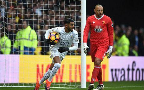 Watford - Leicester City: 15 phut 3 ban thang - Anh 1