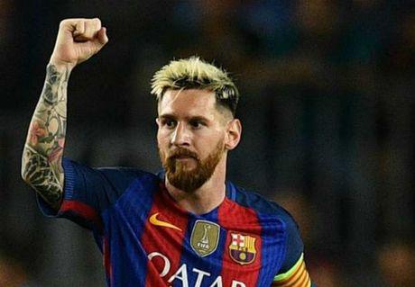 Huyen thoai bo CLB ten tuoi o tuoi 31: Tu Maradona den Messi - Anh 1
