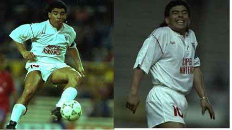 Huyen thoai bo CLB ten tuoi o tuoi 31: Tu Maradona den Messi - Anh 5