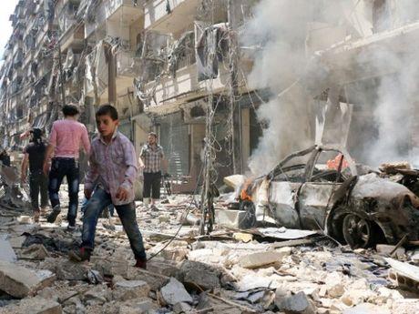 Syria tuyet doi khong chap nhan quyen tu tri cho phien quan Aleppo - Anh 1