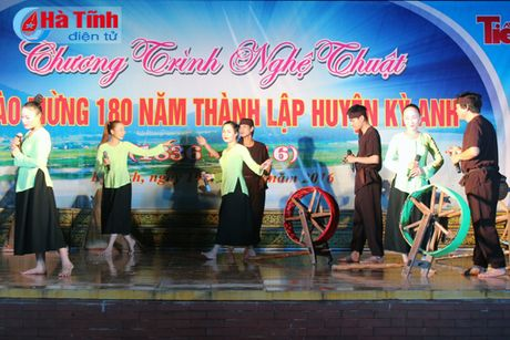Chuong trinh nghe thuat 'Ky Anh - mien que yeu thuong ' - Anh 8