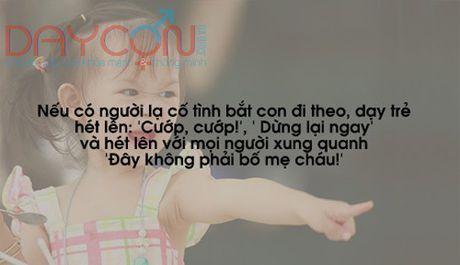 Day con ky nang chong bat coc - Anh 5