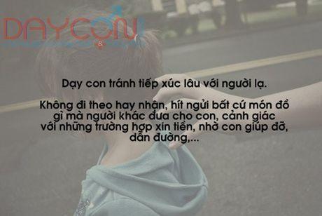 Day con ky nang chong bat coc - Anh 7