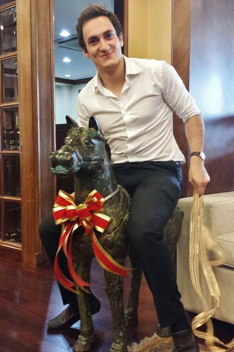 Ai Phuong hanh phuc ben trai Tay - Anh 3