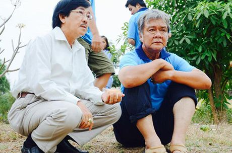 'Ut Rang' Kim Hien tiec thuong co dien vien Huynh Long Hai - Anh 3