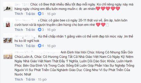 Pham Huong - Co giao 'doc nhat vo nhi' cua showbiz Viet - Anh 10