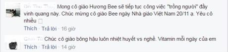 Pham Huong - Co giao 'doc nhat vo nhi' cua showbiz Viet - Anh 12