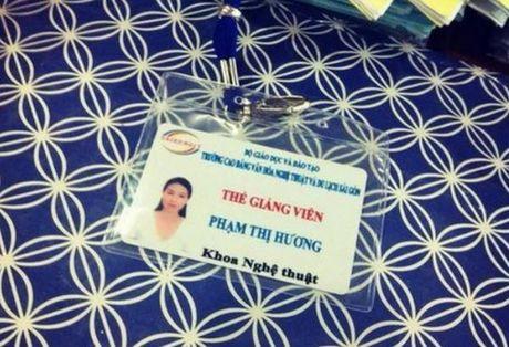Pham Huong - Co giao 'doc nhat vo nhi' cua showbiz Viet - Anh 3