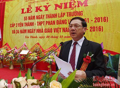 Truong THPT Phan Dang Luu ky niem 55 nam thanh lap - Anh 3